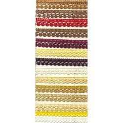 Multicolour Curtain Laces