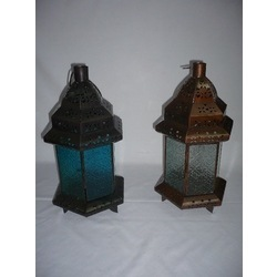 Iron Moroccan Antique Lanterns