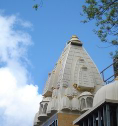 Temple Exterior Decoration