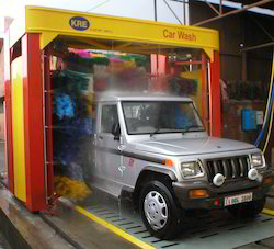 Kre Automatic Car Wash Machine Manufacturer From Sahibabad