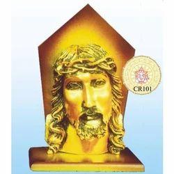 Fiber Jesus Statue