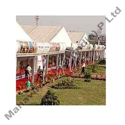 Exhibition Tents (Outer View)