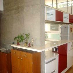 Wooden Kitchen Cabinets In Gurgaon Haryana India Indiamart