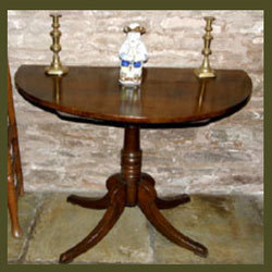 semi circle table how to build a half round table ebay