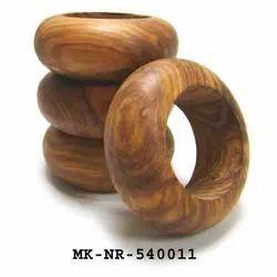 Wooden Wood Napkin Rings