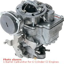Fuel Pump,injection Pump & Carburetor Group