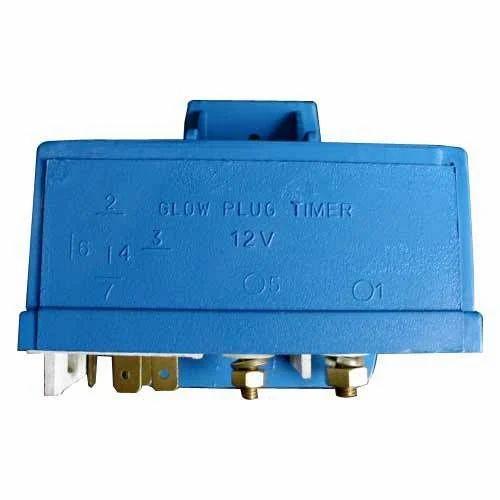 Heater Timer Tata Ace 5 Pin 12 Volt Glow Plug R M Industries