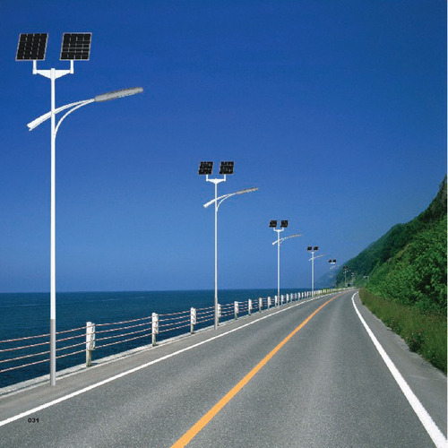 Street Light Voltage In Canada: Gi Street Light Poles, Size: 6mtr, Rs 6000 /number