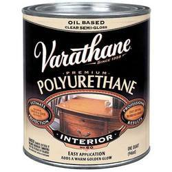 Varathane Oil Base Polyurethane Wood Polish