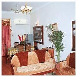 Hotel Suite Apartments (With Living Room)