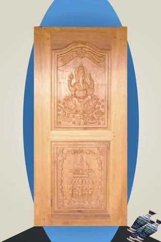 Wooden Door Antique Carved Furniture Burma Teak Doors
