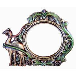 Rounded Mirror Frames