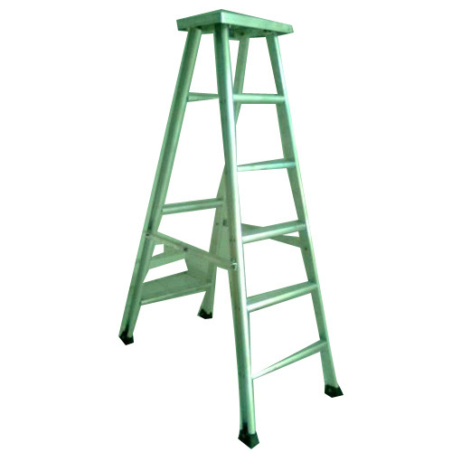 Aluminium Ladder Aluminum Folding Platform Ladder