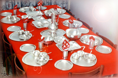 Silver Plated Utensil Ss Silver Plated Dinner Sets