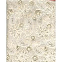 Embroidery Work On Net Fabric In Salbatpura Surat Id 3989968912