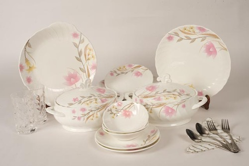 Fine Bone China Dinner Sets & Fine Bone China Dinner Sets | Shree Balaji Glass Mfg. Pvt. Ltd ...