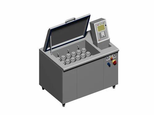 Laboratory Package Dyeing Machine - Advanced Graphic Systems, Mumbai