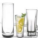 Tomcollins/ Hiball/ Juice Glasses
