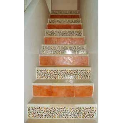 Stair Riser Tiles View Specifications