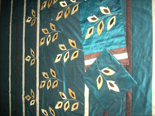 Silk Designer Bed Covers