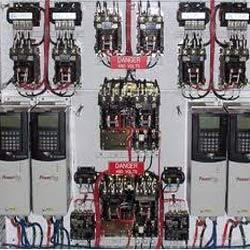 industrial control panel wiring in hosur universal automation id rh indiamart com Industrial Control Wiring industrial electrical panel wiring diagram