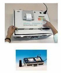 Splice Scanner Service