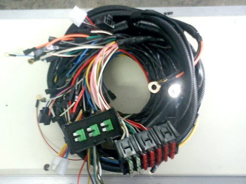 Engine Wiring Harness, Electrical Cables & Wires | Sri Abirami ... on engine harness, radio harness, electrical harness, fall protection harness, safety harness, nakamichi harness, suspension harness, battery harness, oxygen sensor extension harness, alpine stereo harness, pet harness, obd0 to obd1 conversion harness, maxi-seal harness, cable harness, amp bypass harness, dog harness, pony harness,