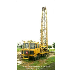 Drilling of Tubewell