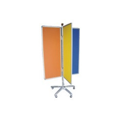 Colorful Revolving Display Boards