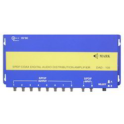 Digital Audio Distribution Amplifier