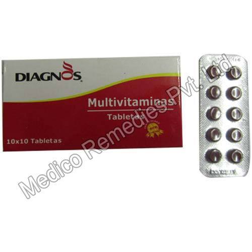 Medico Multivitamins Tablets