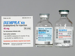 Ixempra 45mg Injections