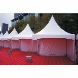 Tents & Pagoda