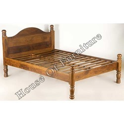 Wooden Bed - Wooden Furniture