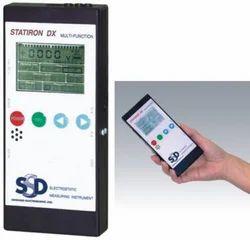 Digital Static Charge Meter Model DX