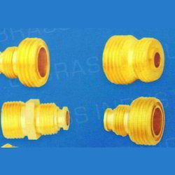 High Pressure Brass Adopters