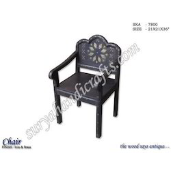 Wooden Chair India Finishing