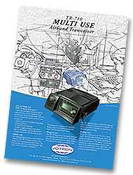 Multi Use Airband Transceiver