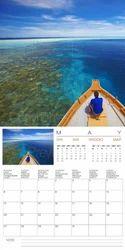 Art Paper Wall Calendar Calendar Printing, in Mumbai