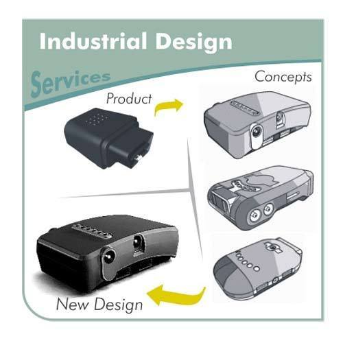 Industrial Design & Development Services