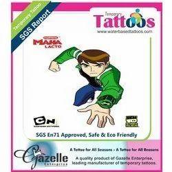 Ben 10 Tattoos