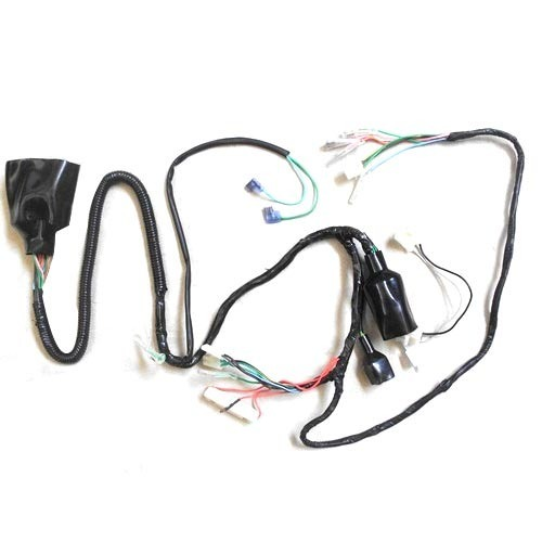 Wiring Harness Manufacturer From Faridabad - Yamaha ybx wiring diagram