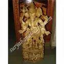 Bone Standing Ganesh Ji