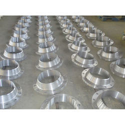 High Nickel Flanges
