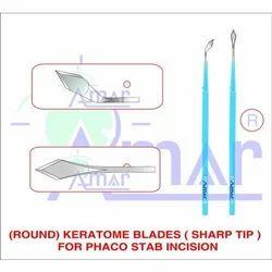 Sharp Tip Keratome Blades