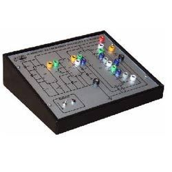 PLL As Frequency Multiplier & Synthesizer Trainer