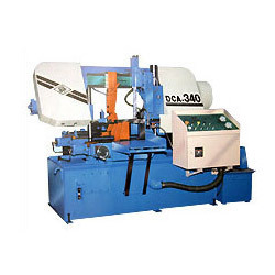 Double Column Band Saw Machine