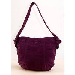 Suede Bags