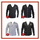 Men Knitted Garments