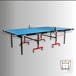 Table Tennis Table KTR Champion 18mm